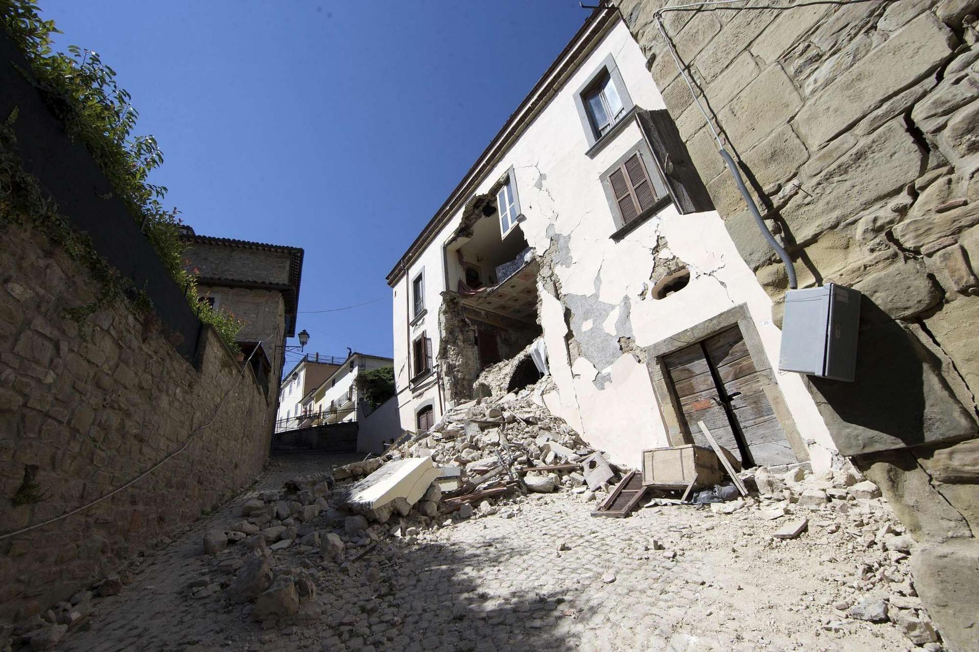 'Ik was op Lombok en maakte een aardbeving mee'