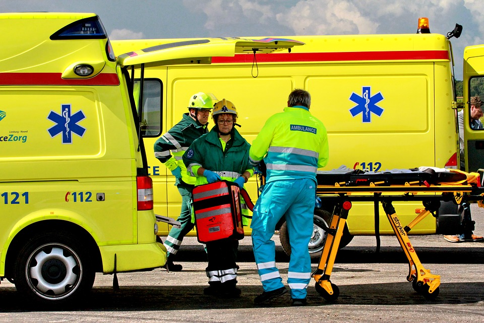 Ambulance 50 In Flevoland